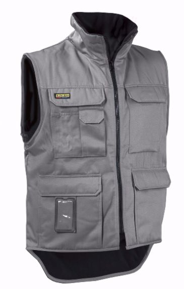 Blaklader 3801 Black Body Warmer (Grey)